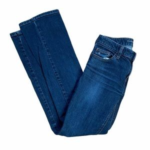 Tommy Hilfiger Blue Denim Boot Cut Jeans, size 4R
